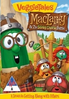 Picture of Veggietales Maclarry & The Stinky Cheese Battle