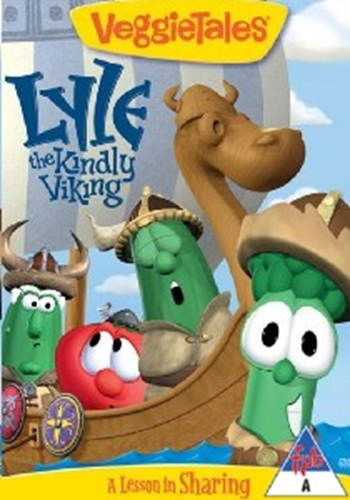 Picture of Veggietales Lyle The Kindly Viking