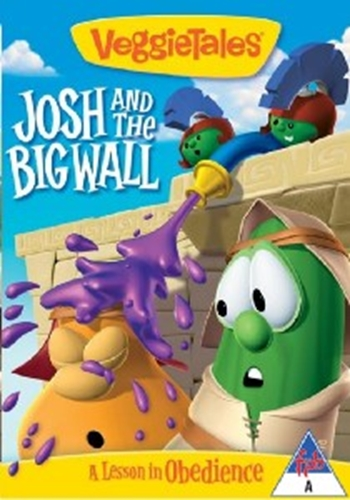 Picture of Veggietales Josh And The Big Wall