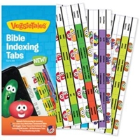 Picture of Bible Index Tabs Veggietales