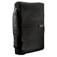 Picture of BIBLE BAG BLACK LRGE