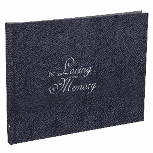 Picture of Guest Book In Loving Memory