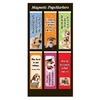 Picture of Magnetic Page Markers I Thank God Everytime