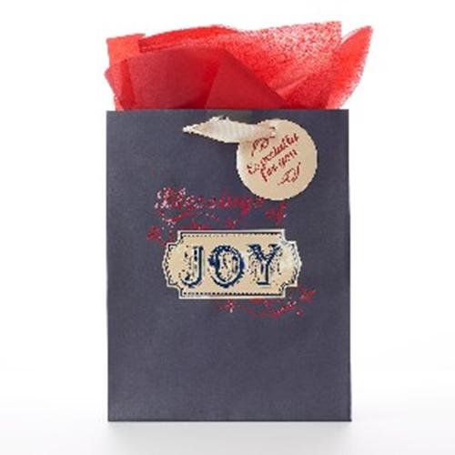 Picture of Gift Bag Medium Joy