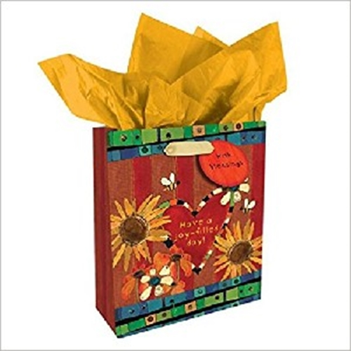 Picture of Gift Bag Small Have A Joy Filled Day