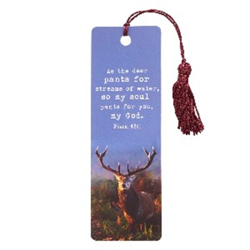 Picture of Bookmark Pvc As The Deer