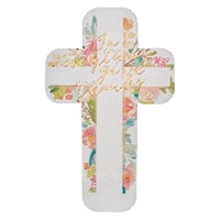 Picture of Cross Bookmark Give Thanks to the Lord