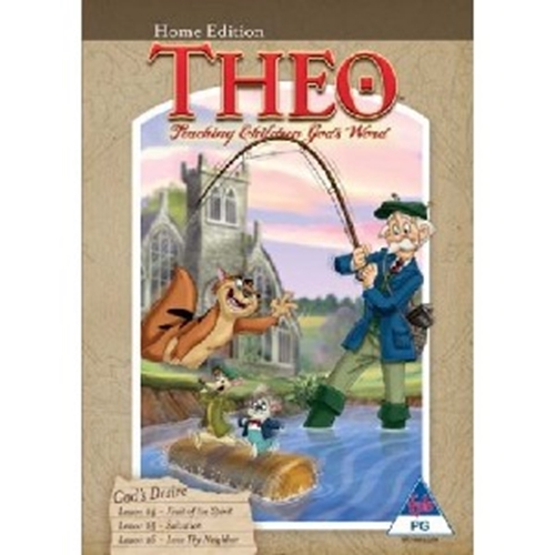 Picture of Theo Gods Desire #5