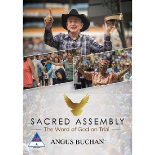 Picture of Angus Buchan Sacred Assembly