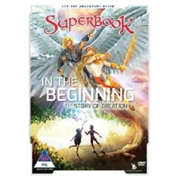 Picture of Superbook In The Beginning