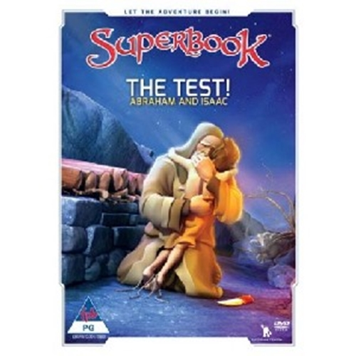 Picture of Superbook The Test