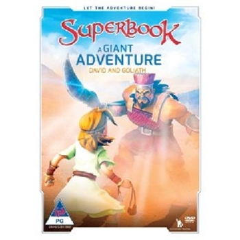 Picture of SUPERBOOK A GIANT ADVENTURE DVD