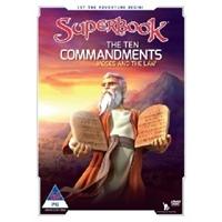 Picture of Superbook The Ten Commandments