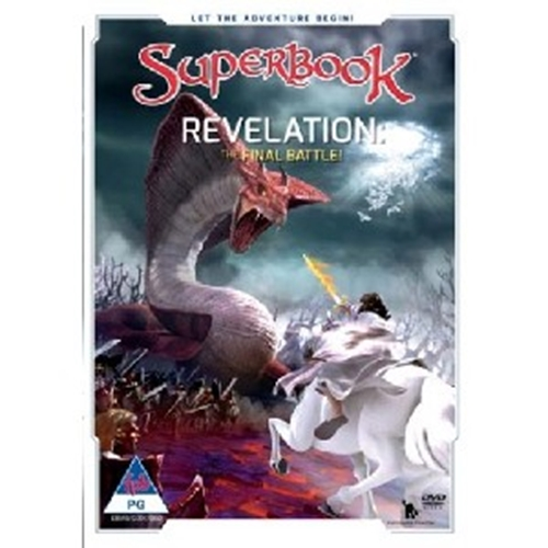 Picture of Superbook Revelation The Final Battle