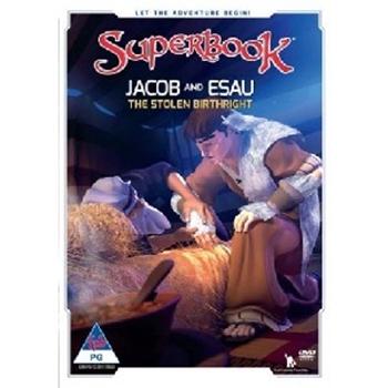 Picture of SUPERBOOK JACOB & ESAU DVD
