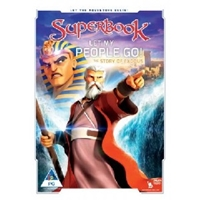 Picture of Superbook Let My People Go