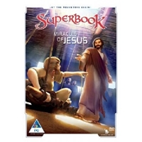 Picture of Superbook Miracles Of Jesus