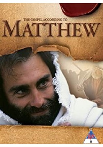 Picture of The Visual Bible Gospel According To Matthew Dvd