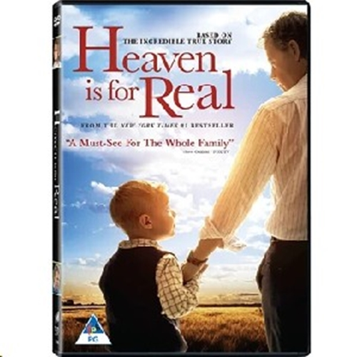 Picture of Heaven Is For Real Dvd