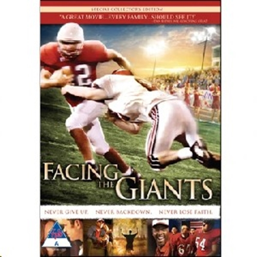 Picture of Facing The Giant Dvd