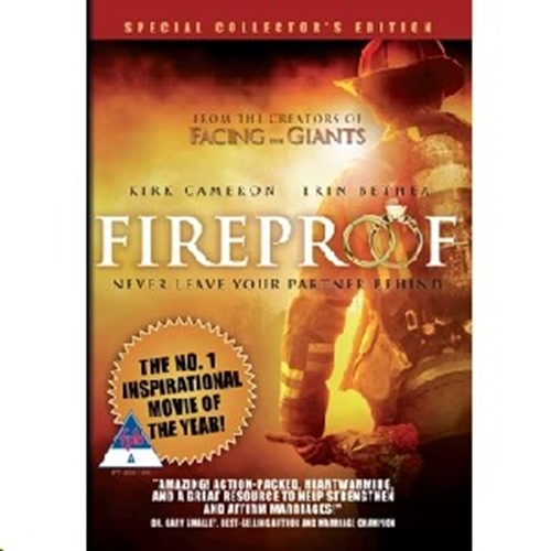 Picture of Fireproof Dvd