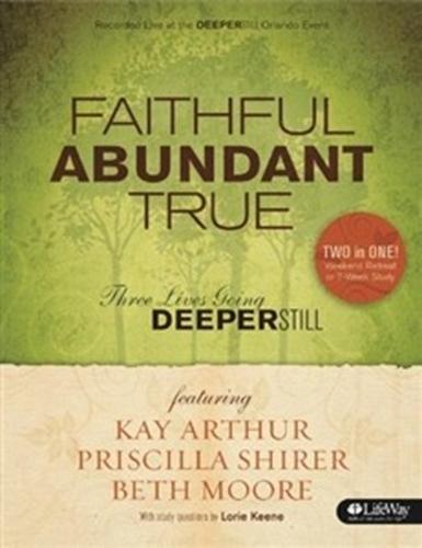 Picture of Faithful Abundant True Dvd