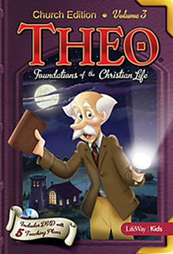 Picture of Theo Foundations Of The Christian Life Vol3