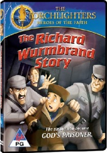 Picture of Torchlighters Richard Wurmbrand Story