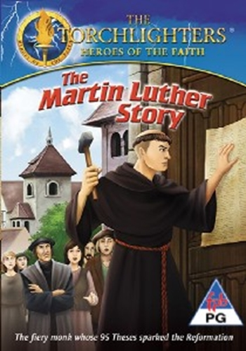 Picture of Torchlighters Martin Luther Story