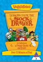 Picture of Veggietales Lessons From The Sock Drawer