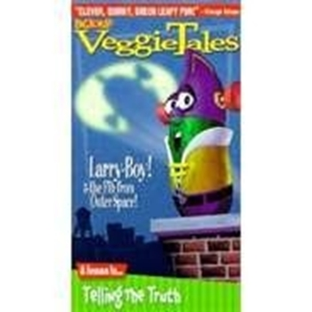 Picture of VEGGIETALES LARRYBOY & THE FIB FROM OUTER SPACE