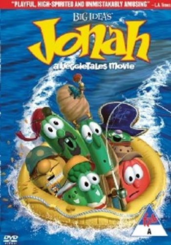 Picture of Veggietales Jonah  Movie