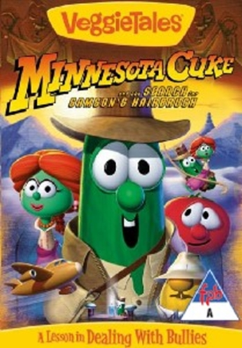 Picture of Veggietales Minnesota Cuke Search For Samsons Hair