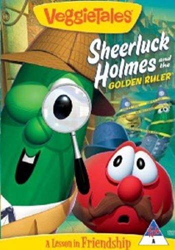 Picture of Veggietales Sheerluck Holmes And The Golden Ruler