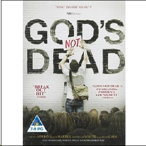 Picture of Gods Not Dead Dvd