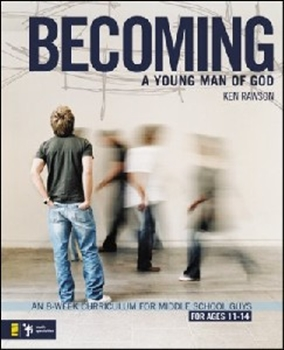 Picture of BECOMING A YOUNG MAN OF GOD