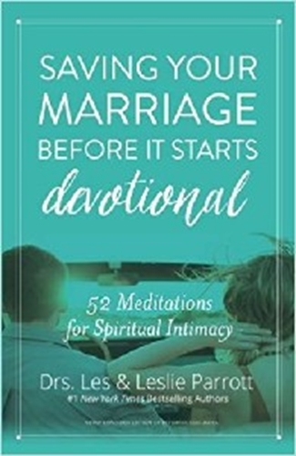 Picture of Saving Your Marriage Before It Starts Devotional
