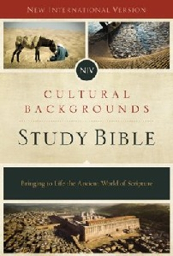 Picture of NIV Cultural Backgrounds Study Bible