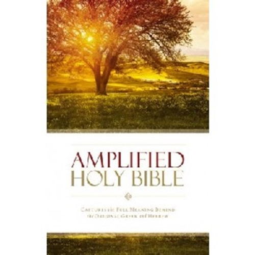 Picture of Amplified Bible Hardcover