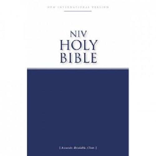 Picture of NIV Economy Bible Paperback
