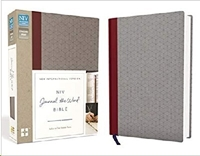 Picture of NIV Journal The Word Bible