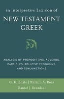 Picture of AN INTERPRETIVE LEXICON OF NEW TESTAMENT GREEK