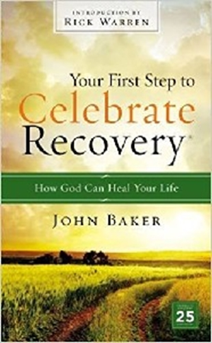 Picture of Your First Step to Celebrate Recovery