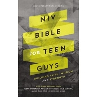 Picture of NIV Bible For Teen Guys