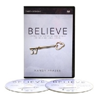 Picture of BELIEVE BIBLE STUDY DVD