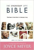 Picture of AMPLIFIED EVERYDAY LIFE BIBLE