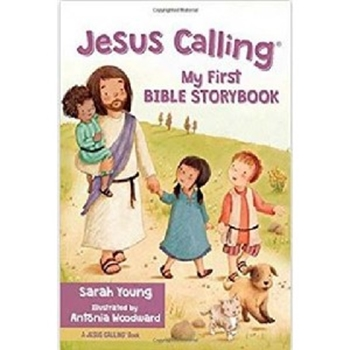 Picture of JESUS CALLING MY FIRST BIBLE STORYBOOK
