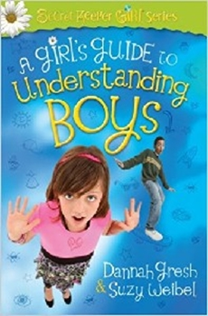 Picture of GIRLS GUIDE TO UNDERSTANDING BOYS