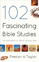 Picture of 102 FASCINATING BIBLE STUDIES