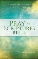 Picture of GWT PRAY THE SCRIPTURE BIBLE